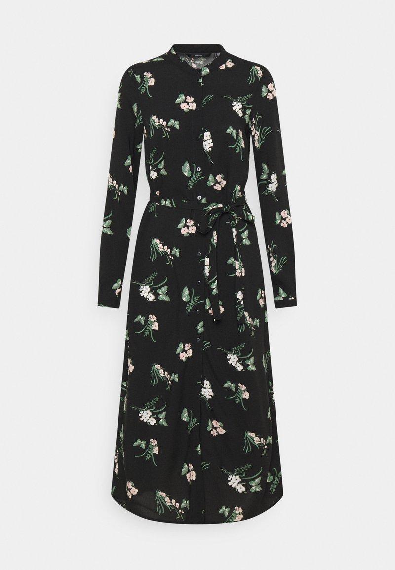 Vero Moda Petite - VMSIMPLY EASY DRESS - Sukienka koszulowa - black