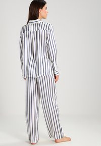 ASCENO - Pantaloni del pigiama - navy - 2