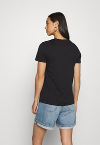 Nike Sportswear - TEE CREW - T-shirt basic - black - 2