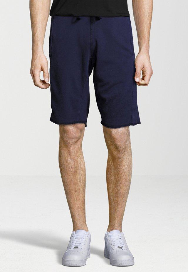 Tracksuit bottoms - blue