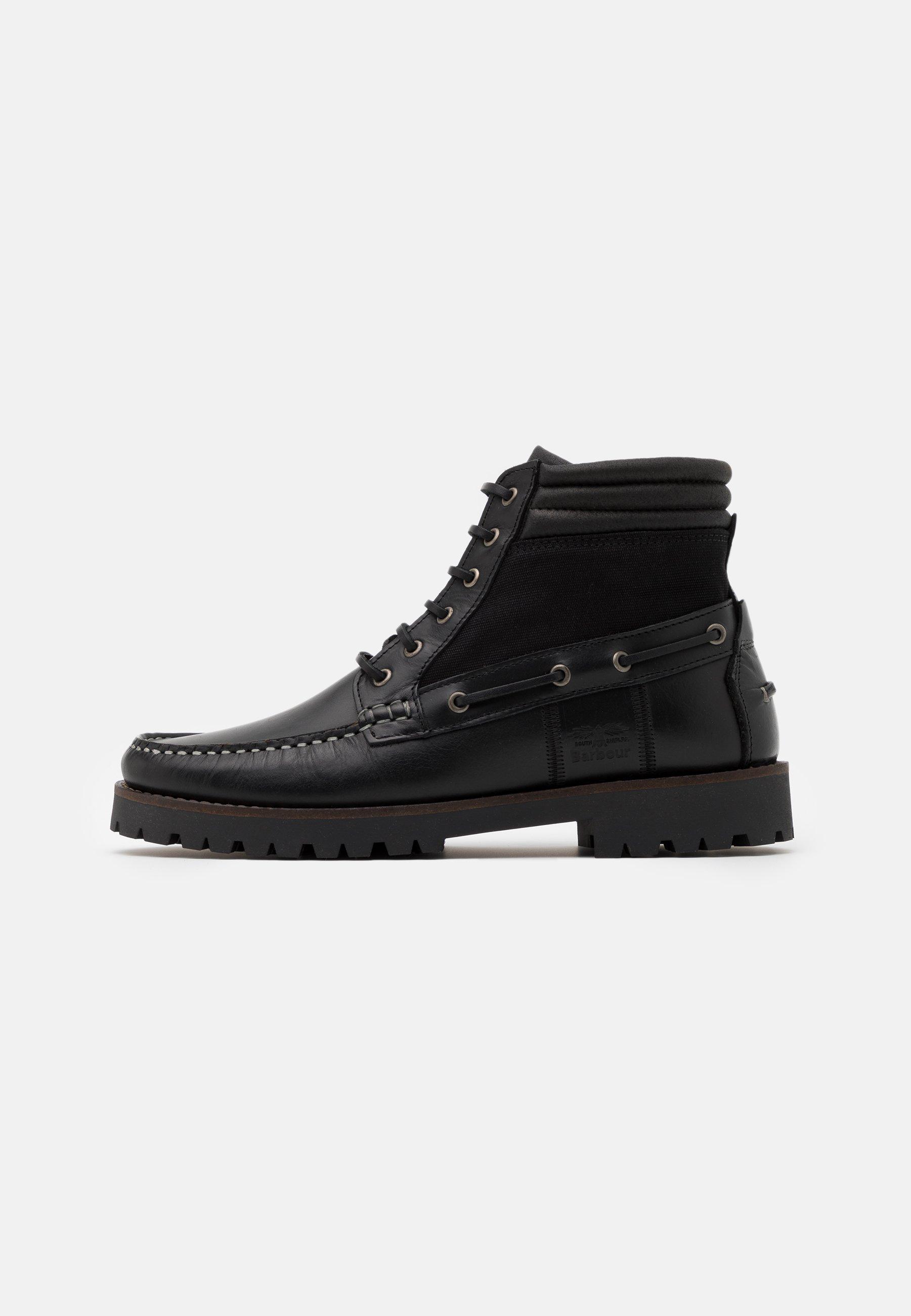 Men PORT - Lace-up ankle boots