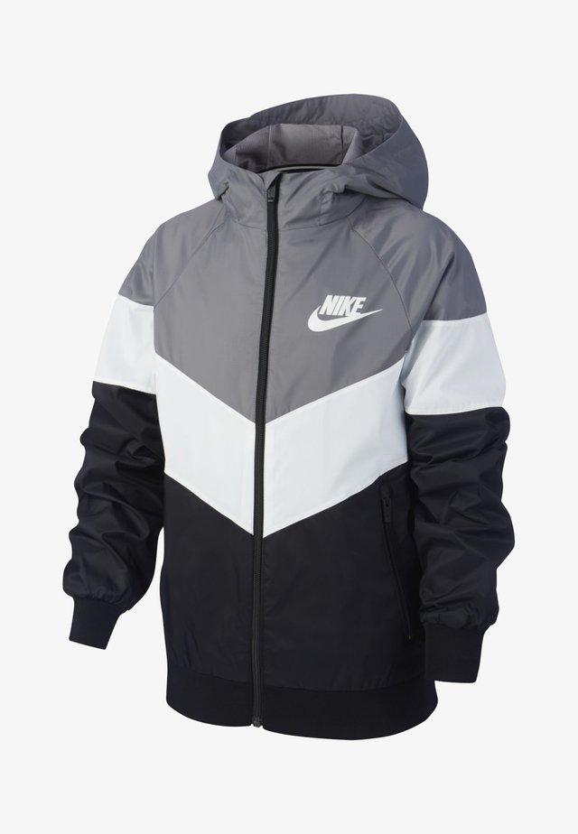Veste de survêtement - grey/off-white