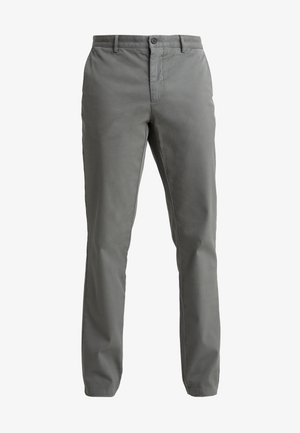 RAISED - Chino kalhoty - new green