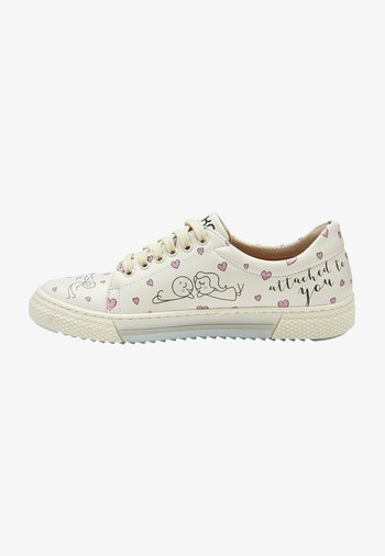 ATTACHED TO YOU - Sneakers basse - multicolor