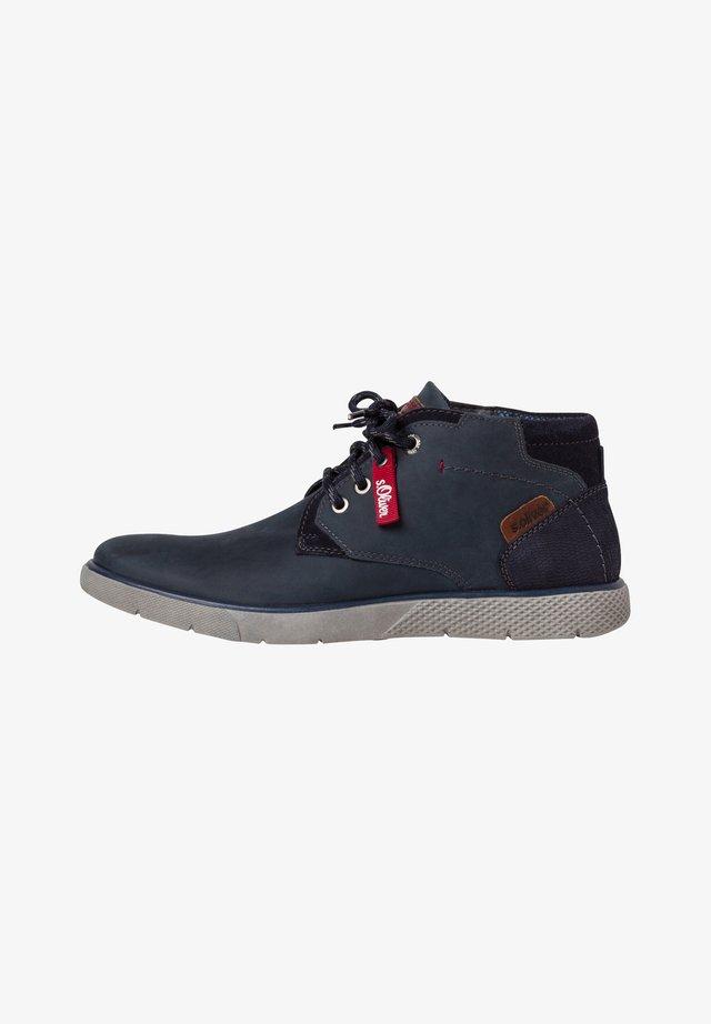 HALBSCHUH - Chaussures à lacets - navy