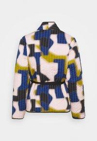 CLOSED - BRITT - Summer jacket - icy verbena - 1