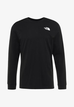 SIMPLE DOME - Langærmede T-shirts - black