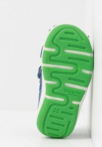 Superfit - FREDDY - Baby shoes - blau - 4