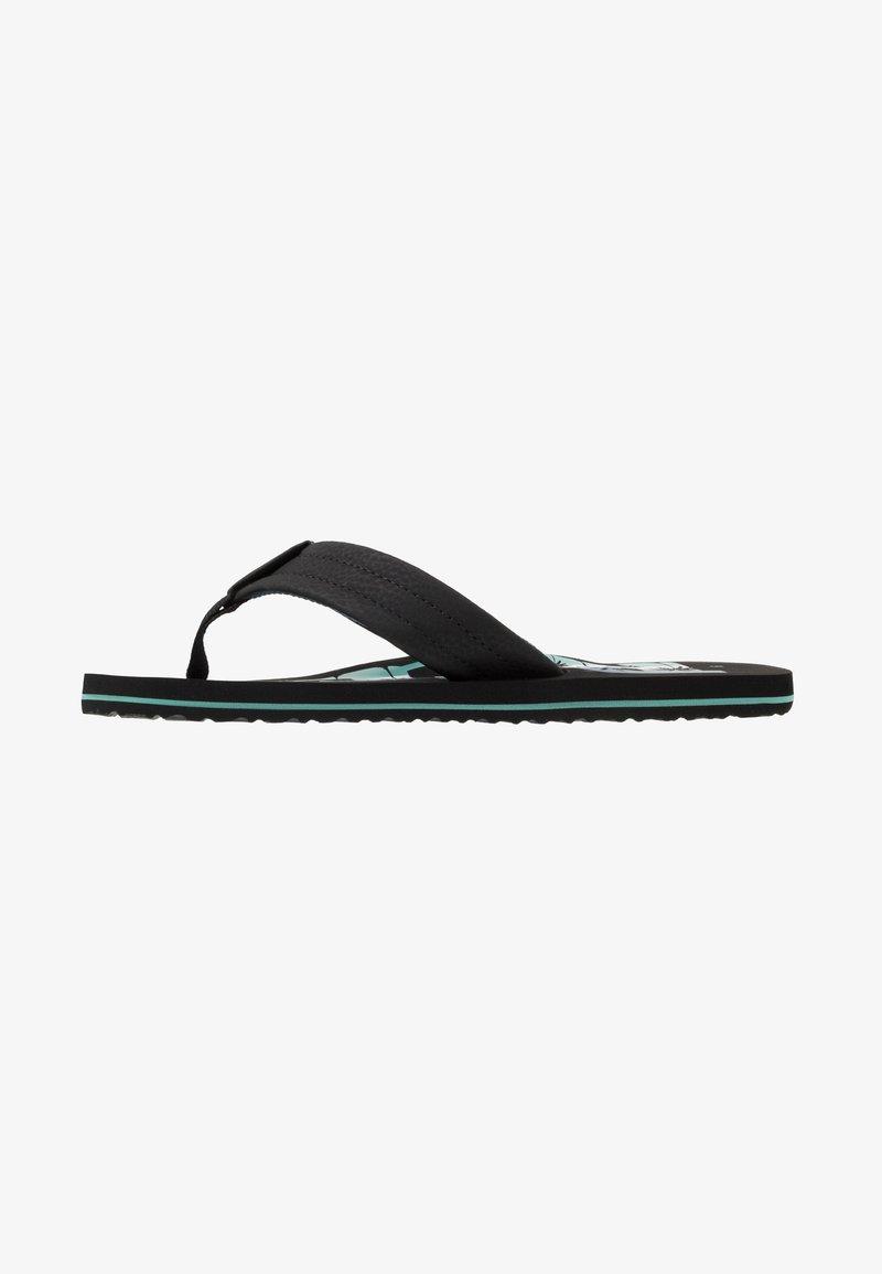 Reef - WATERS - Sandály s odděleným palcem - navy
