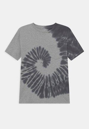 TEEN BOYS TEE - Print T-shirt - grey