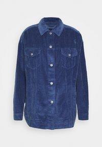 Marks & Spencer London - OVERSHIRT - Summer jacket - blue - 0