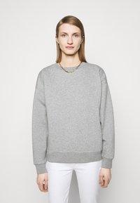 CLOSED - WOMENS - Sweatshirt - grey heather melange - 0