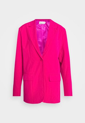 OVERSIZED STRUCTURED - Blazer - pink