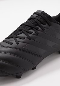 adidas Performance - COPA 20.3 FG - Moulded stud football boots - core black/grey - 5