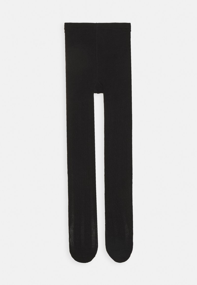 GAP - GIRL CABLE - Tights - true black