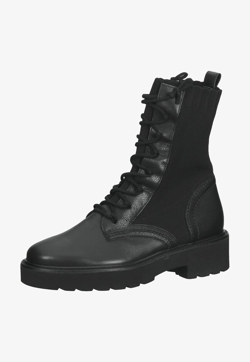 Paul Green - Platform ankle boots - schwarz