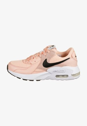 AIR MAX EXCEE - Sneaker low - washed coral/white/black
