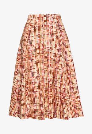 DINAMITE - Áčková sukně - old rose