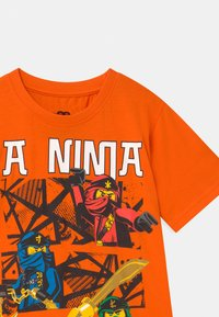 LEGO Wear - Print T-shirt - orange - 2