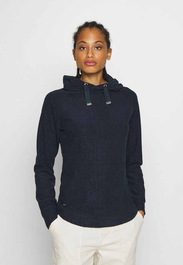 CALLIDORA - Sweat à capuche - navy