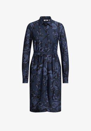 MET DESSIN - Shirt dress - dark blue