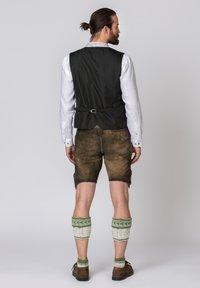 Stockerpoint - DAVIS - Waistcoat - light grey - 2