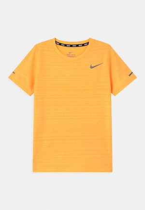 MILER - Basic T-shirt - citron pulse