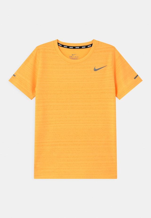 MILER - Basic T-shirt - citron pulse