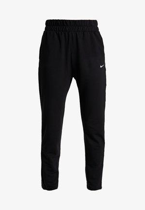 FLOW PANT - Spodnie treningowe - black/white