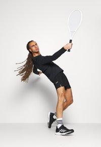 Björn Borg - NIGHT SHORTS - Sports shorts - black beauty - 3