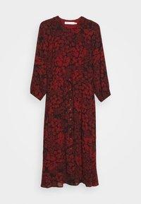 Robe chemise - cayenne poetic