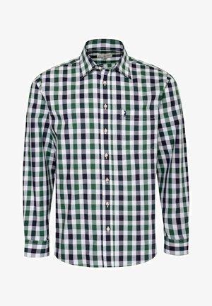ANTON REGULAR FIT - Shirt - dunkelgrün