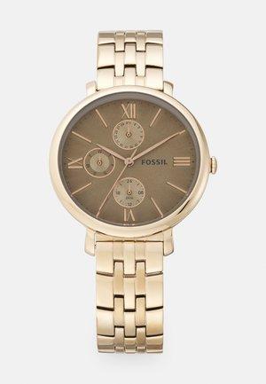 JACQUELINE MULTIFUNCTION - Chronografické hodinky - beige