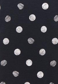 Esprit - CORE - Print T-shirt - navy - 2