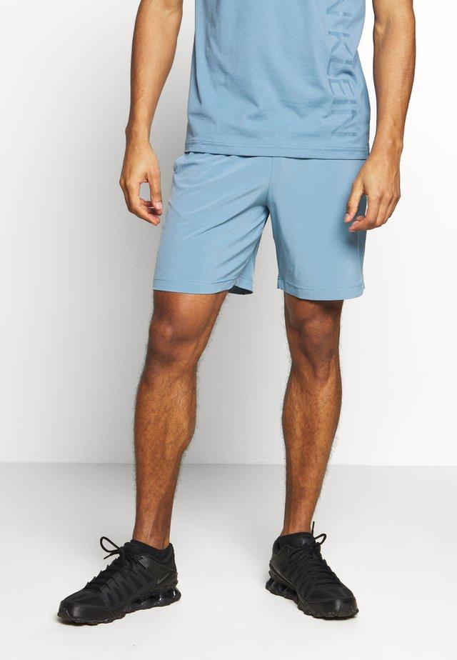 SHORT - Korte broeken - blue
