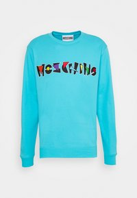 Sweatshirt - fantasy blue