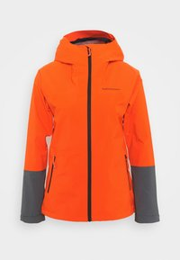 Peak Performance - NIGHTBREAK JACKET - Waterproof jacket - super nova deep earth - 3