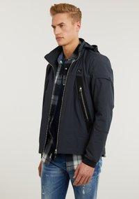 CHASIN' - Light jacket - dark blue - 4