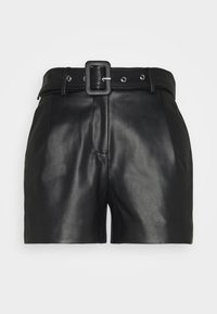 ONLY Tall - ONYPEONY YSABELLE - Shorts - black - 0