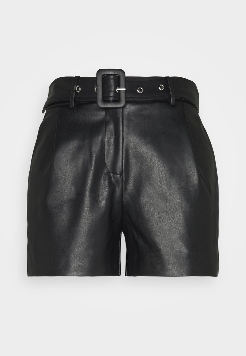 ONLY Tall - ONYPEONY YSABELLE - Shorts - black