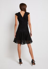 Pinko - SHANNON DRESS - Cocktail dress / Party dress - black - 2