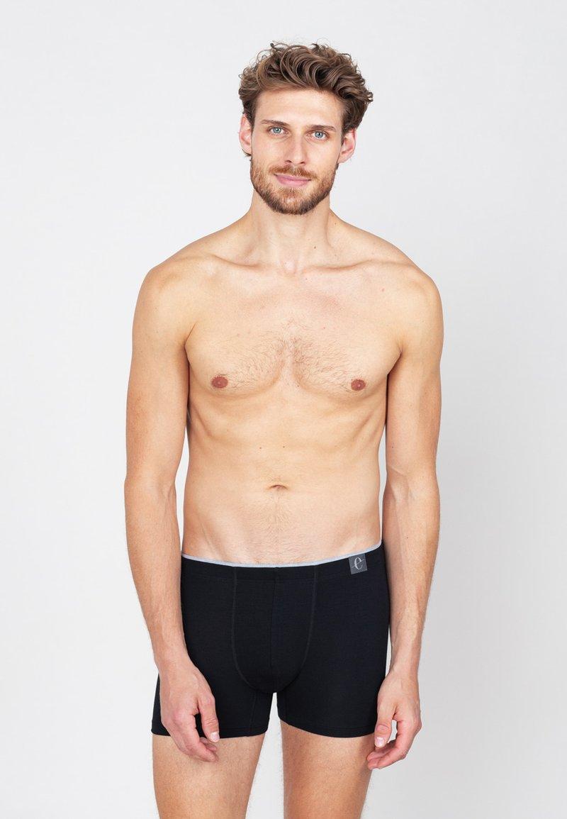 Erlich Textil - FRIEDRICH  - Bokserit - schwarz