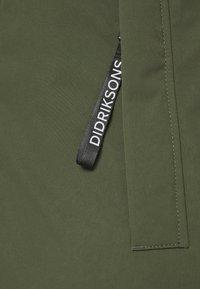 Didriksons - ALICIA LONG - Parka - deep green - 6