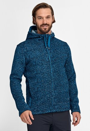 CHAMUERA ML - Zip-up hoodie - sapphire