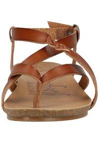 Blowfish Malibu - T-bar sandals - brown - 2