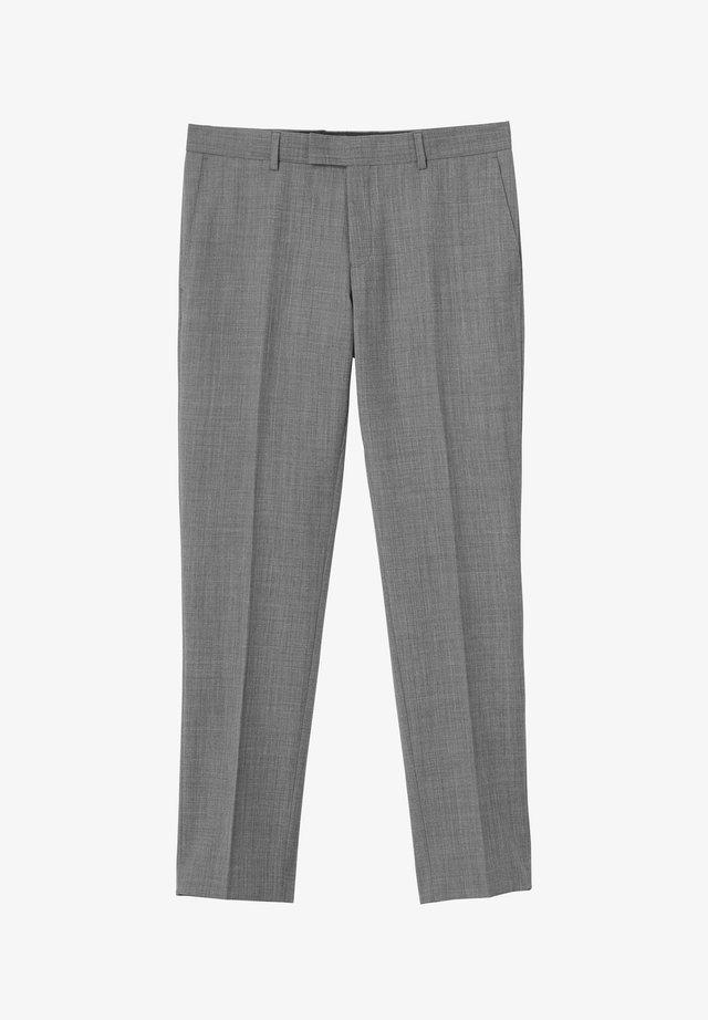Pantalon classique - mid grey
