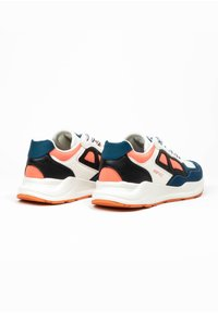 ASFVLT - CONCRETE - SNEAKER LOW - Sneakers basse - wht/aq/blk - 3