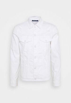 GIU - Džínová bunda - white