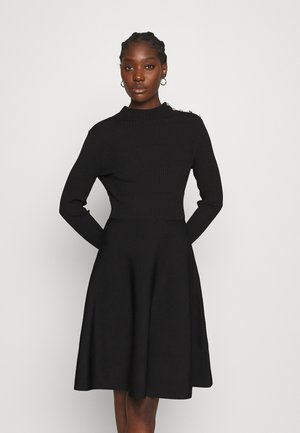 JOSEY - Jumper dress - black