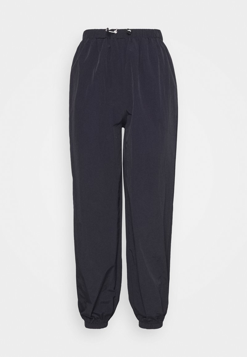 Missguided Petite - TOGGLE WAIST JOGGER - Tracksuit bottoms - navy